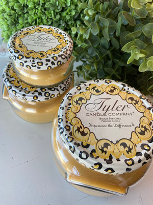 Tyler Mulled Cider Candle 3.4oz