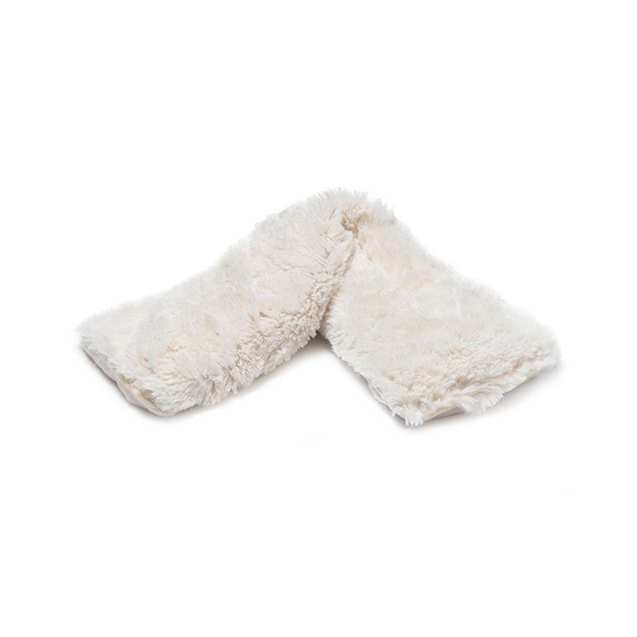 Warmies Plush Wrap- CREAM