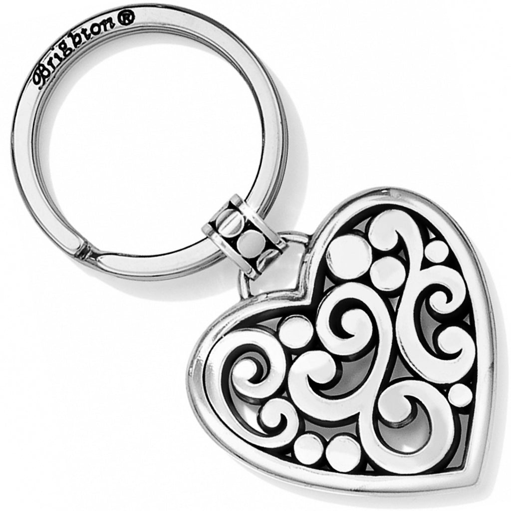 Contempo Heart Key Fob