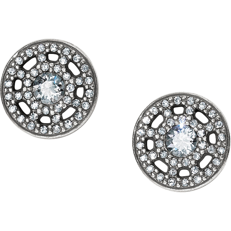 Illumina Post Earrings SILVER