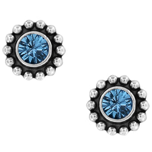 Twinkle Mini Post Earrings SAPPHIRE