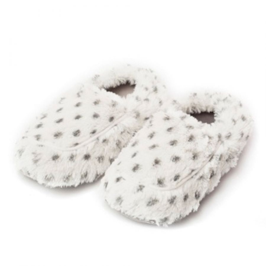 Warmies Slippers-SNOWY