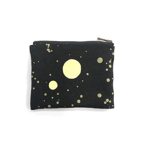 Monedero tela Kishboo handmade in spain universe