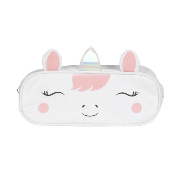 estuche unicornio kawaii stationery unicorn cute