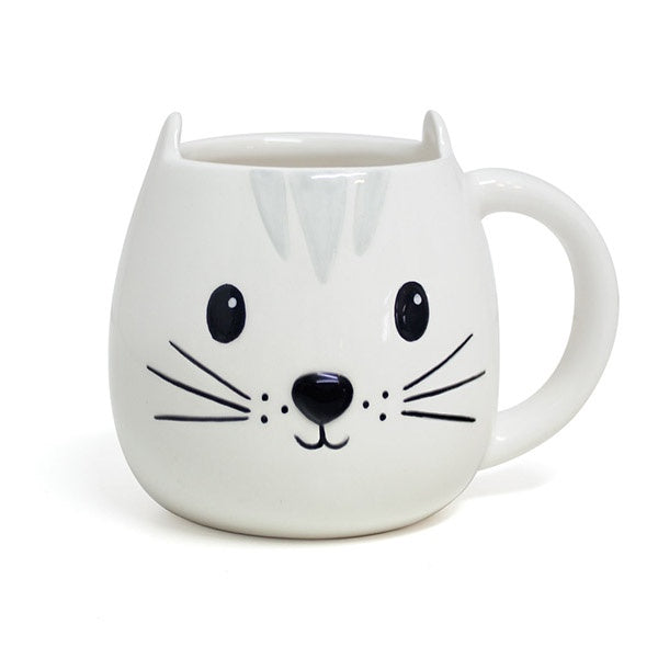 Taza gato gatito kitty kitten té café infusión cute adorable mug original mascota