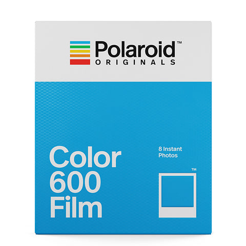 Polaroid originals cartucho papel 600 cámara instantánea color fotografía fotos analógica color film