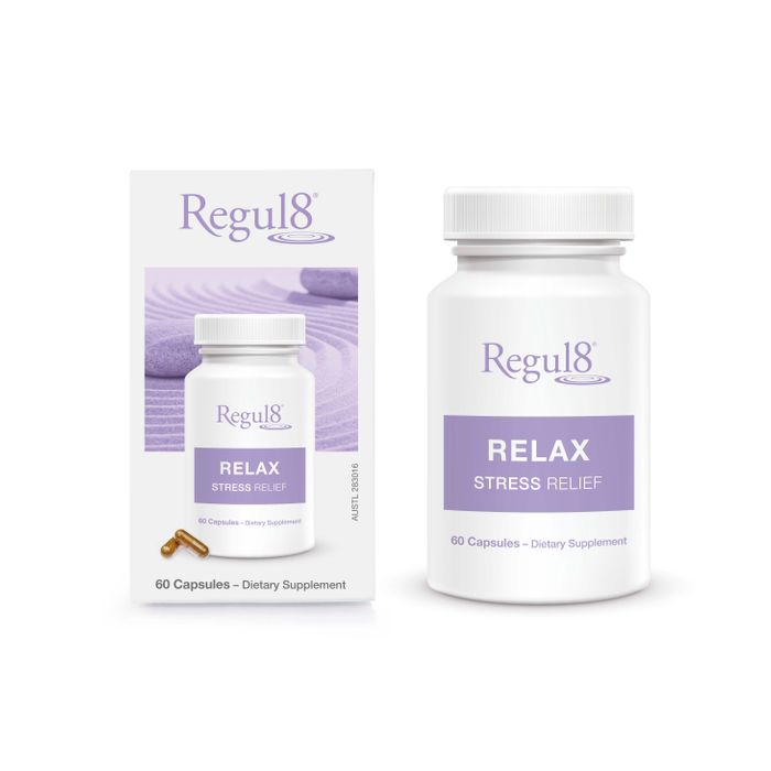 RELAX Stress Relief Supplement