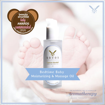 寶寶舒眠按摩油 Bedtime Baby Moisturizing & Massage Oil 100ml