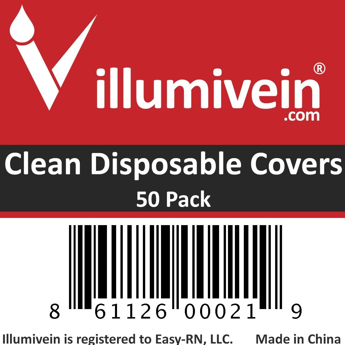 Illumivein® Disposable Covers 50 Pack