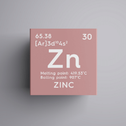 Zinc (as Zinc Gluconate) 4mg