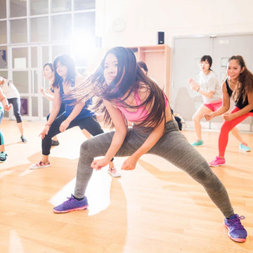 Zumba & Dee Dream Fitness
