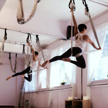 Aerial Yoga Intermediate (Yogabon)