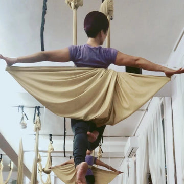 Aerial Yoga Advanced Beginners (Yogabon)