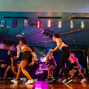 Basics - Jazz Funk Dance Cardio