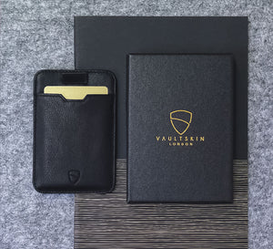 Functional and stylish Chelsea RFID blocking card holder