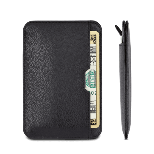 credit card wallet rfid, rfid wallet reviews - Vaultskin CHELSEA in Black