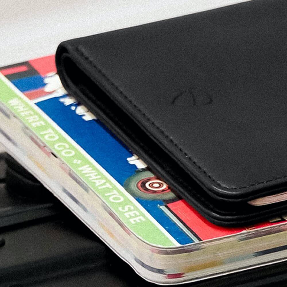 passport holder with rfid blocking to keep your items safe