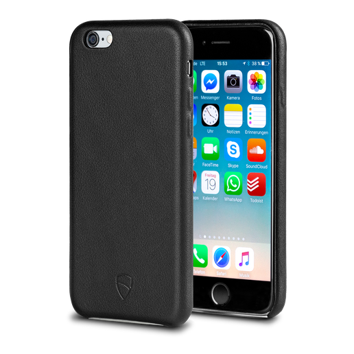 iPhone case made from Italian leather - Vaultskin SOHO