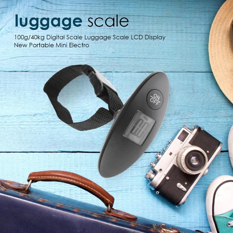 LUGGAGE SCALE CLIP