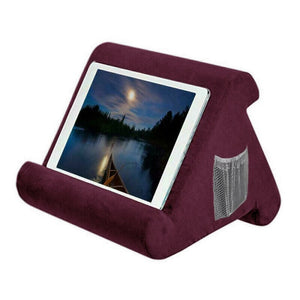 Tablet Stand Pillow Holder