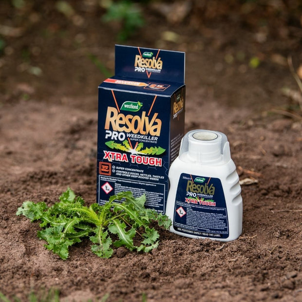 Resolva Pro Weedkiller Xtra Tough Super Concentrate