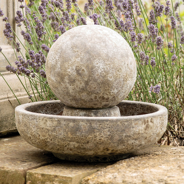 Ancient Ball Water Feature