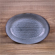 Birch Rustic Stoneware Collection in Duck Egg Blue