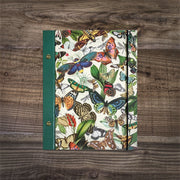 Butterfly Print Notebook