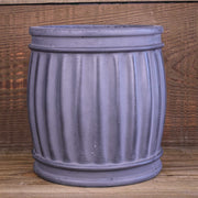 Chelsea Terrace Barrel Planter