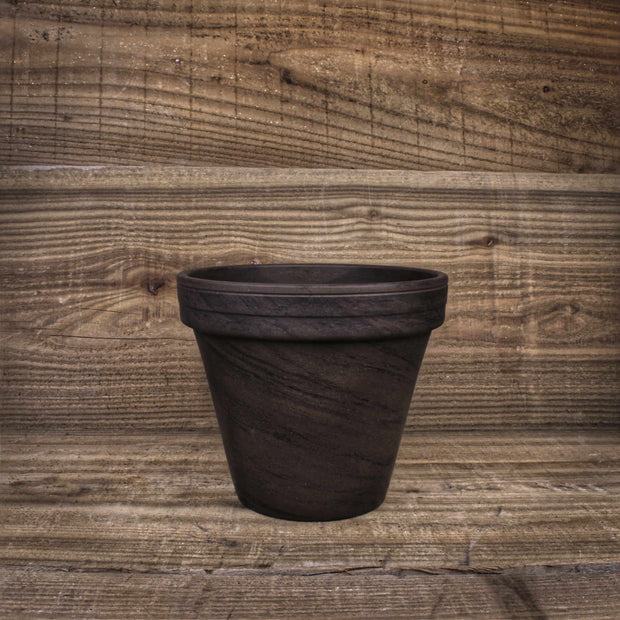 Chocolate Terracotta Pot