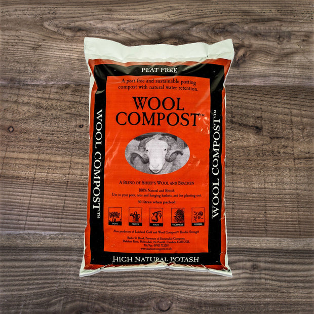 Dalefoot Multi-Purpose Wool Compost