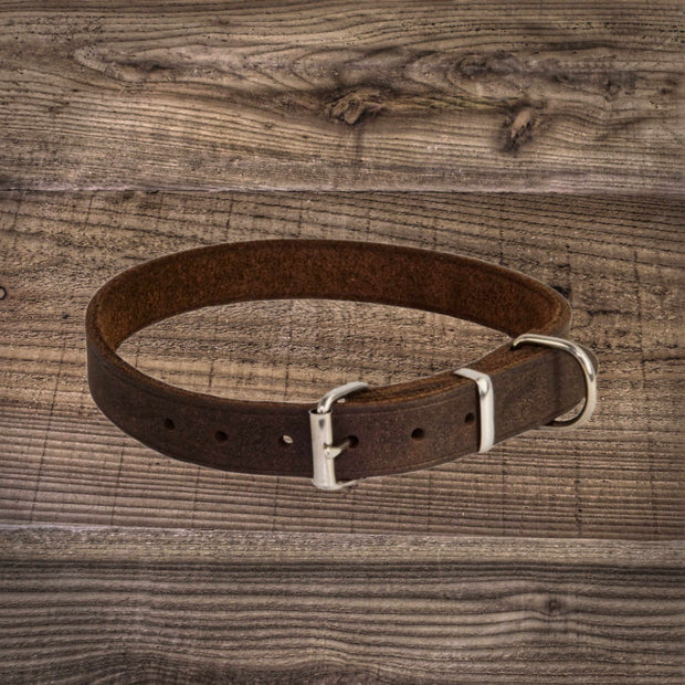 Earthbound Leather Collar
