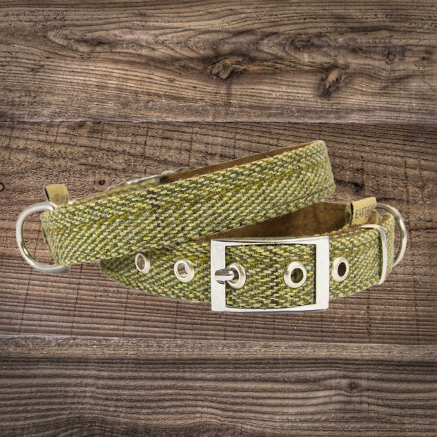 Earthbound Tweed Collar