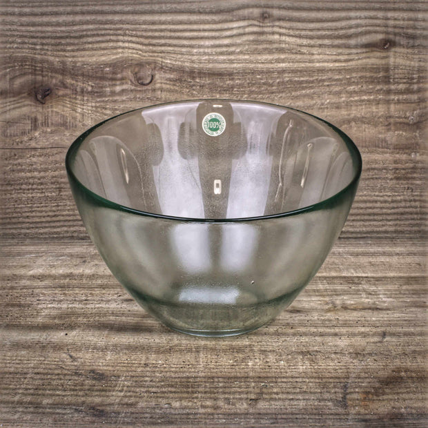 Glass Planting Bowl