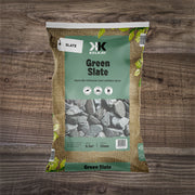 Green Slate Chippings 20-40mm