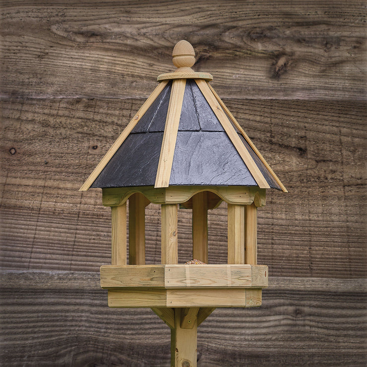 Hanbury Hexagonal Bird Table