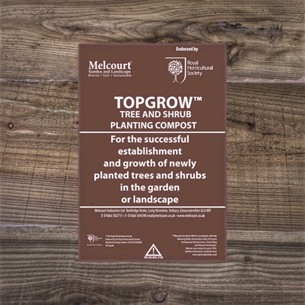 Melcourt SylvaGrow Topgrow (tree &shrub) 50L