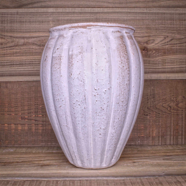 Tulip Planter 48 x 67cm Oyster