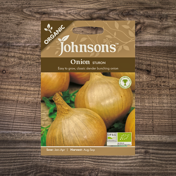 Johnsons Organic Onion