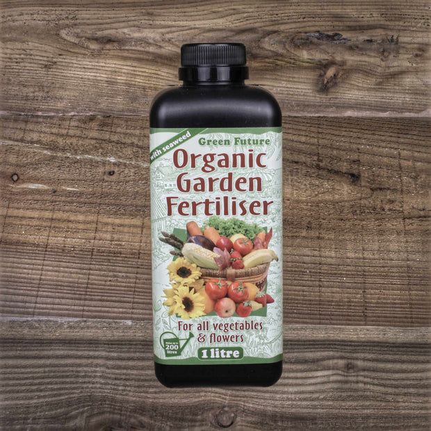 Organic Garden Fertiliser