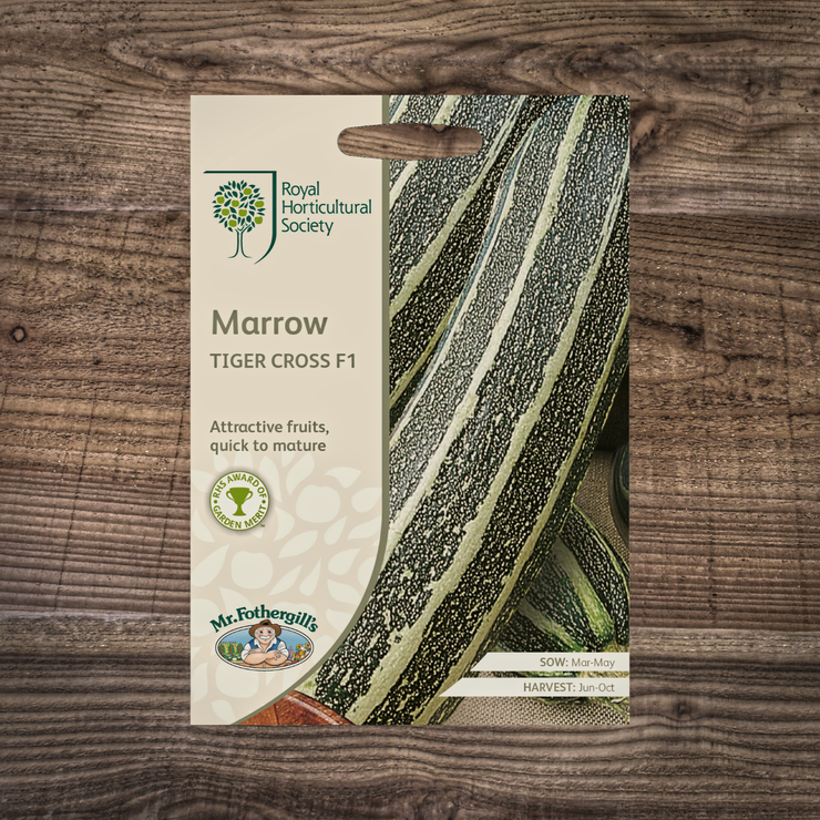RHS Marrow Tiger Cross