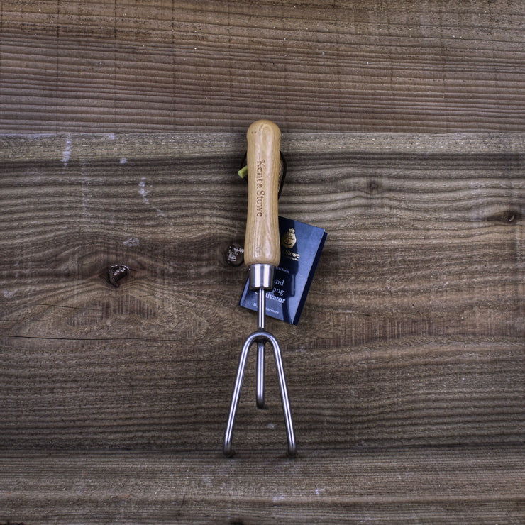 Three Prong Hand Cultivator