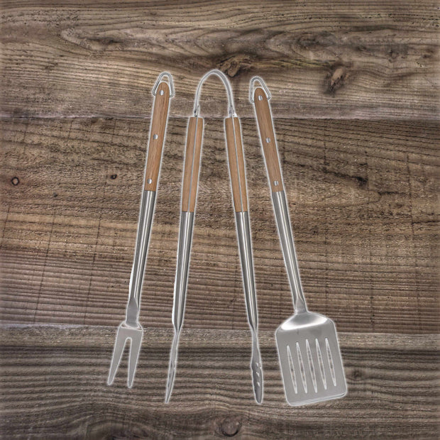 BBQ Tools - Set of 3