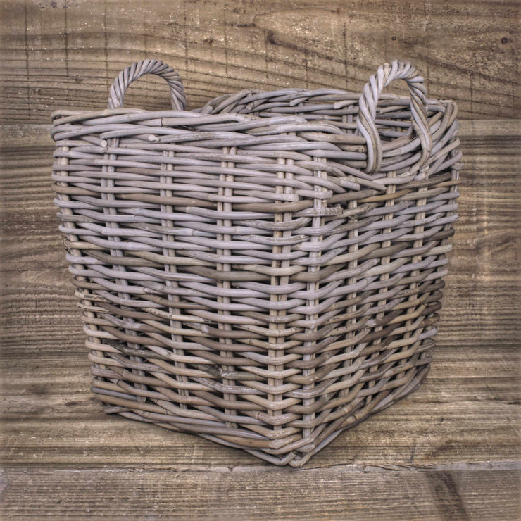 Square Basket Curved