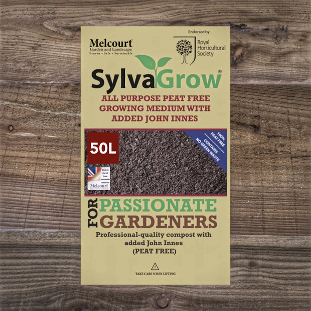 Melcourt SylvaGrow Multi-purpose with J/I Compost 50L
