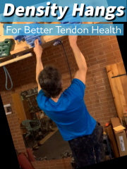 Academy: Do Density Hangs for Better Tendon Health