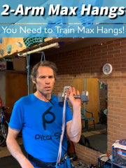 Academy: Two-Arm Max Hangs