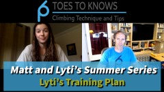 Academy: Lyti's Training Plan