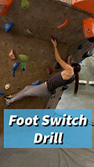 Academy: Foot Switch Drill