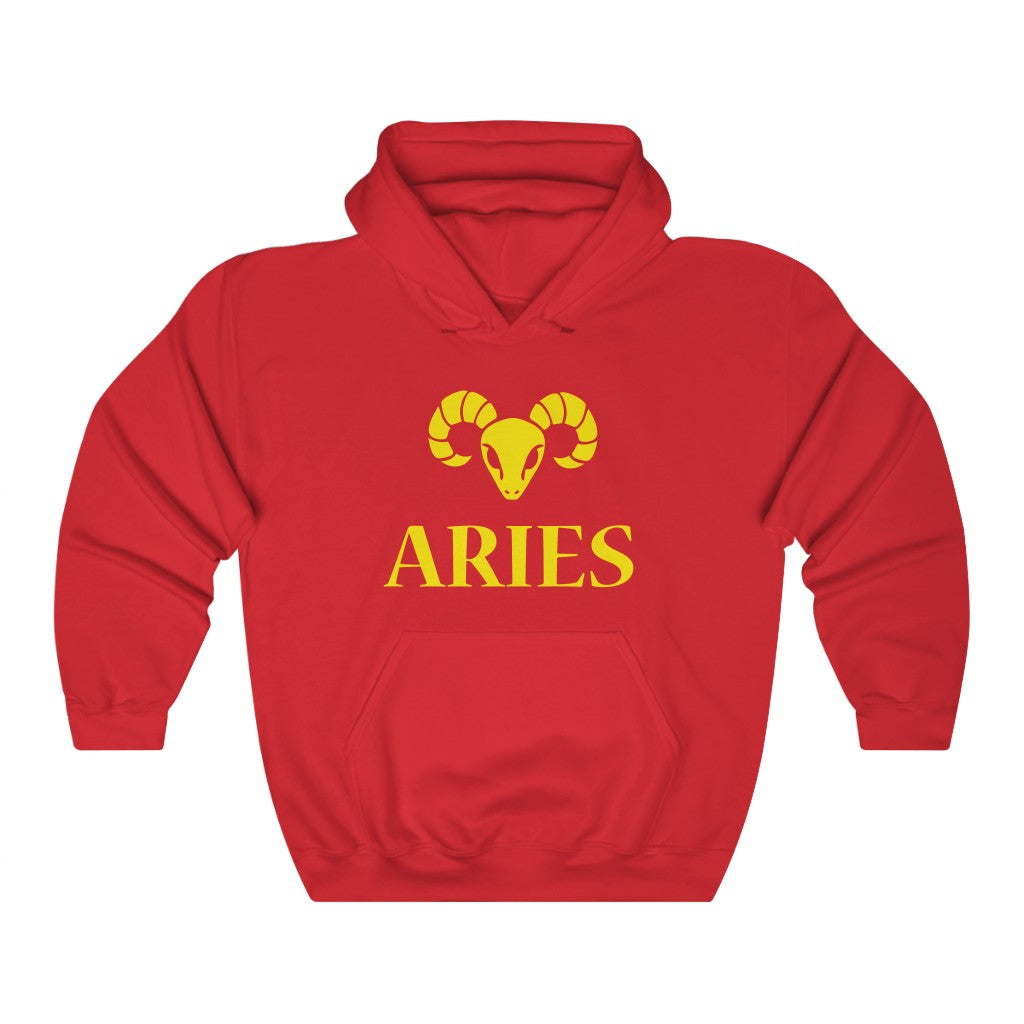 ARIES Heavy Blend™ Hoodie-Degree T Shirts